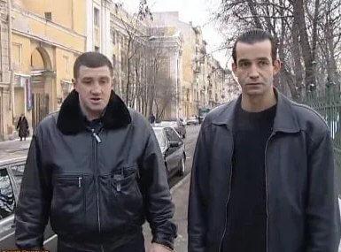 Певцов в сериале «Бандитский Петербург»