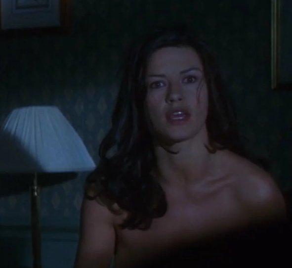 кэтрин зета джонс голая