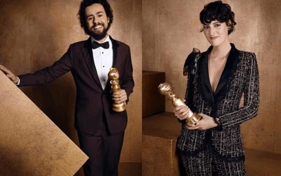 Рами Юссеф и Фиби Уоллер, лучший актер и актриса комедийного сериала