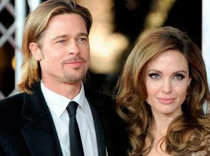 Анджелина Джоли и Бред Питт, фото