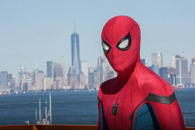 Фильм Человек-паук. Возвращение домой