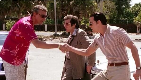 Кадр из фильма «Донни Браско»