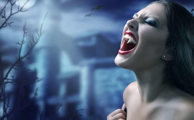 Фильмы про вампиров и оборотней