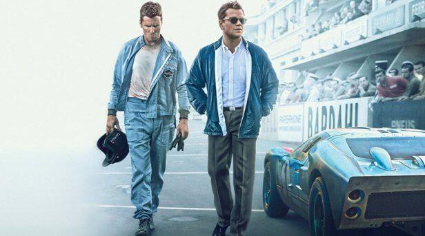 Фильм Ford против Ferrari