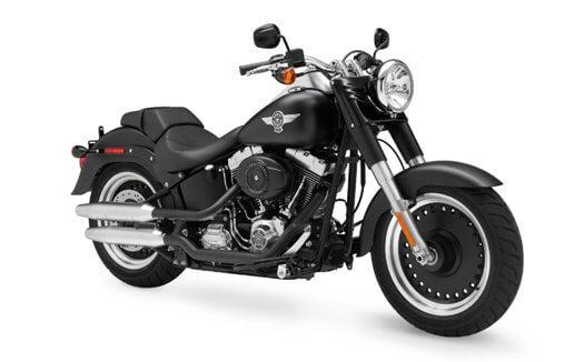 Мотоцикл Harley-Davidson Fat Boy