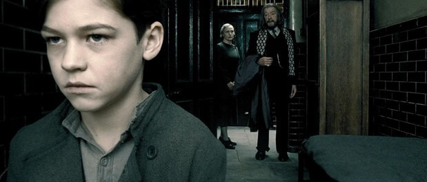 «Гарри Поттер» и Хиро Файнс-Тиффин