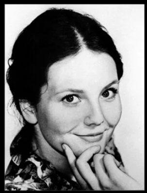 Актриса Мария Зубарева