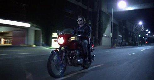 Honda CB 750 Терминатора