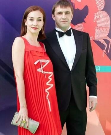 Владимир и жена Ольга