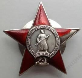 Смирнова наградили орденом Красной звезды