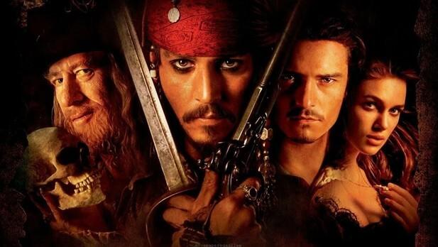 Фильм Пираты Карибского моря: Проклятие Чёрной жемчужины
