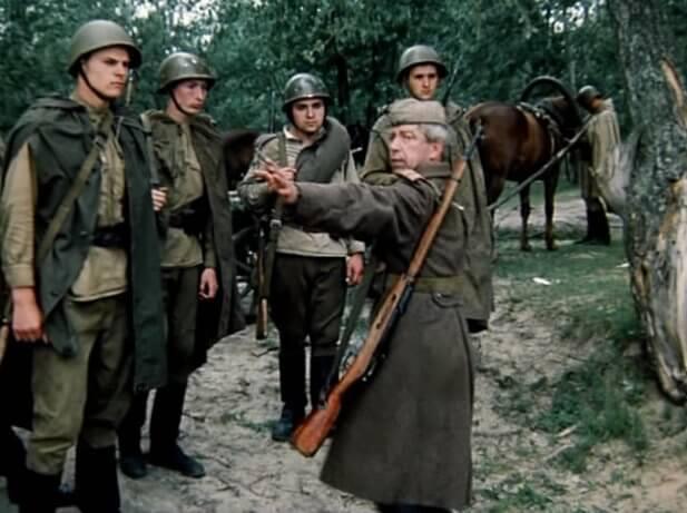 Фильм Батальоны просят огня