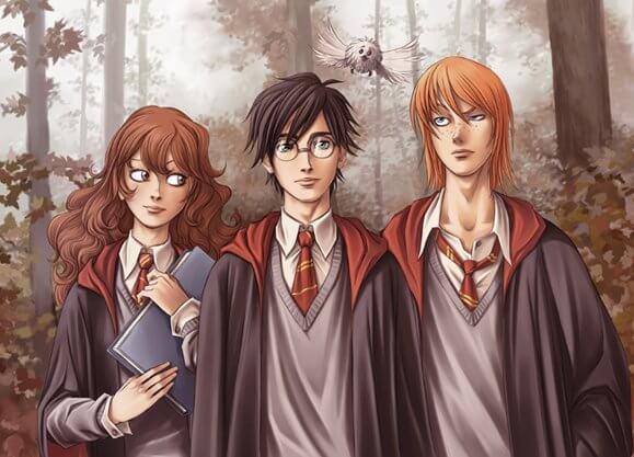 Гарри Поттер, экранизация книги