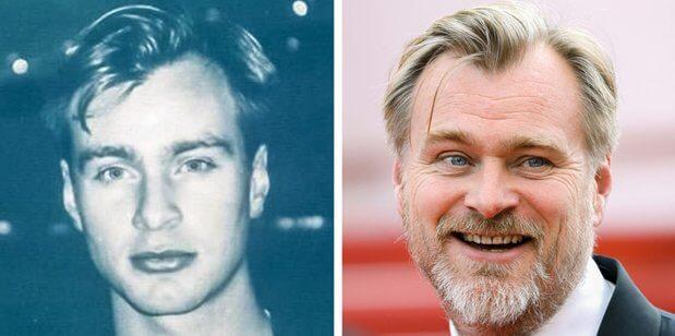 Кристофер Нолан тогда и сейчас фото