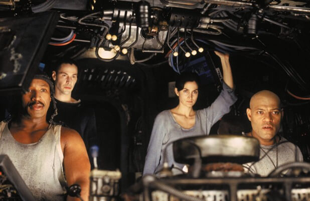 Фильм Матрица (1999 год)