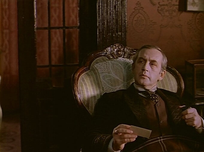 Фильм Шерлок Холмс и доктор Ватсон: Сокровища Агры