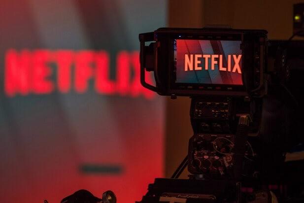 Netflix, сериалы