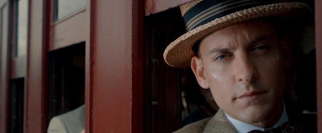 Тоби Магуайр, кадр из фильма