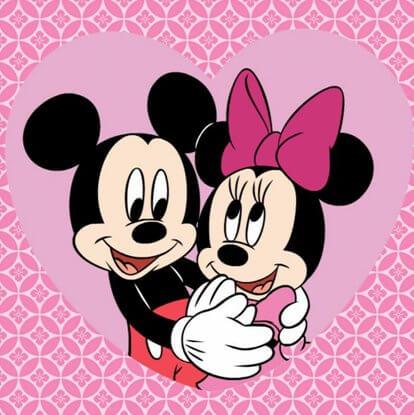 Микки и Минни