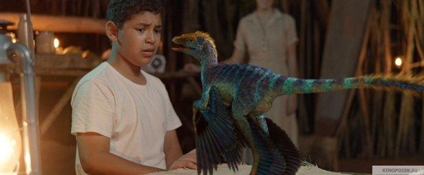Фильм Остров динозавров