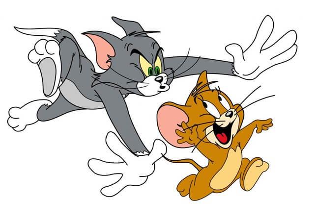 Мультфильм Том и Джерри