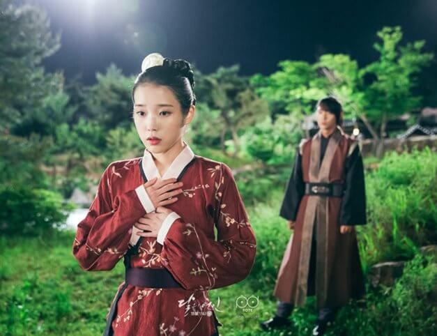 Сериал Алые сердца Коре