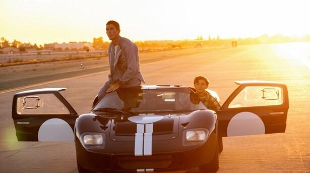 Фильм Ford против Ferrari (2019 год)