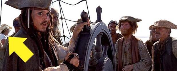 Фильм Пираты Карибского моря: Проклятие Черной жемчужины