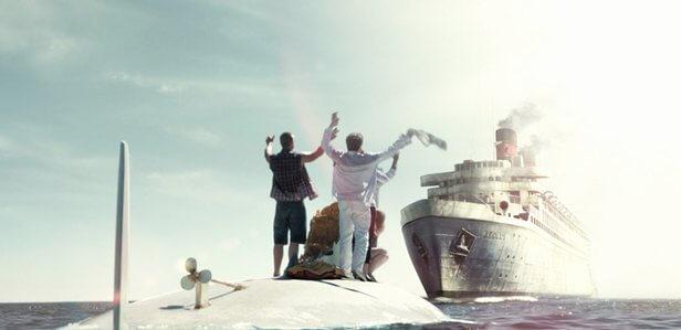 Фильм Треугольник (2009 год)