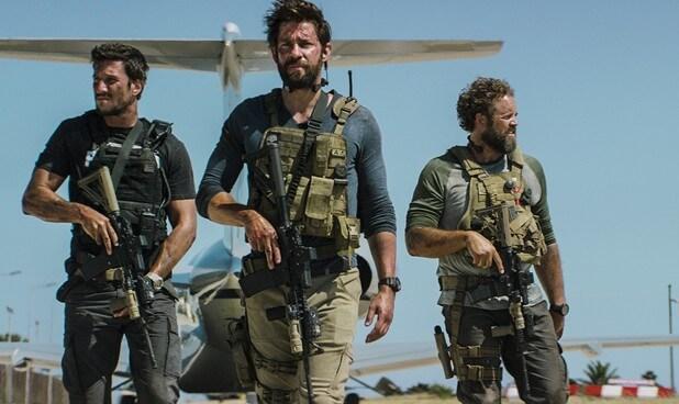 Фильм 13 часов: Тайные солдаты Бенгази (2016 год)