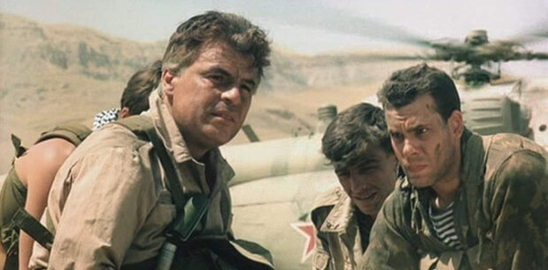 Фильм Афганский излом (1990 год)