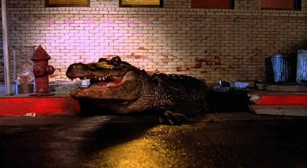 Фильм Аллигатор (1980 год)