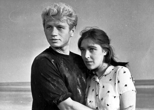 Фильм Алёшкина любовь (1960 год)