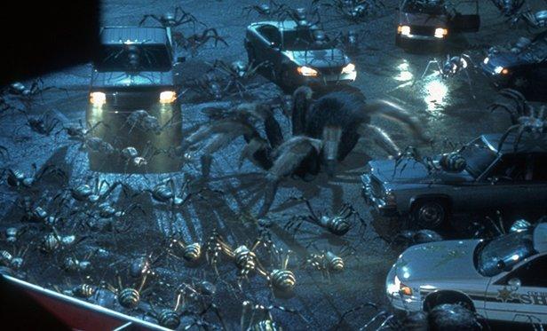 Фильм Атака пауков (2002 год)