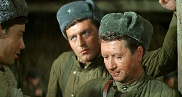 Фильм Аты-баты, шли солдаты... (1976 год)