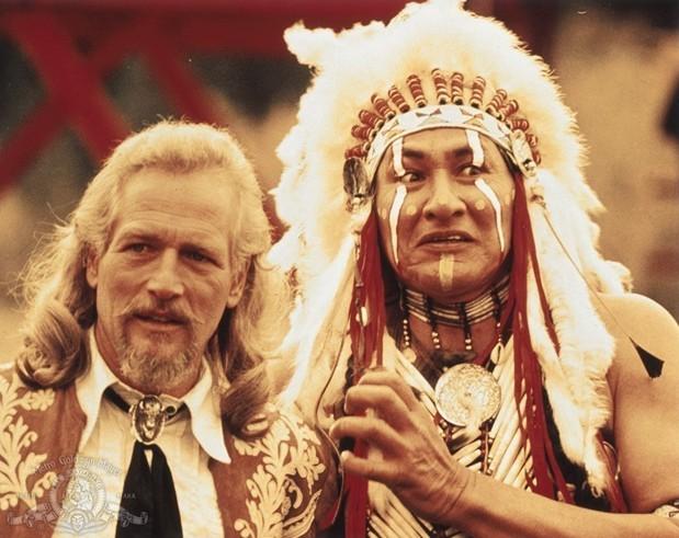 Фильм Баффало Билл и индейцы (1976 год)