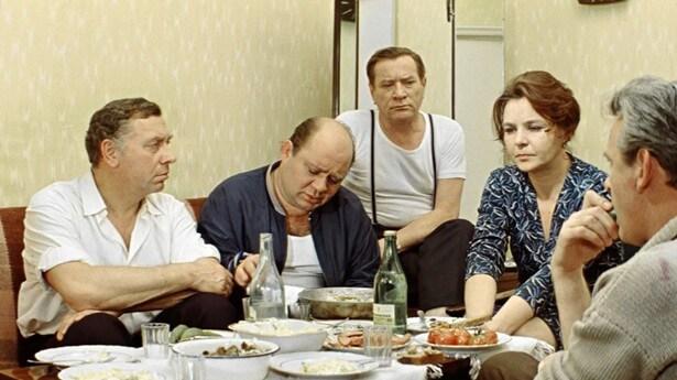 Фильм Белорусский вокзал (1971 год)