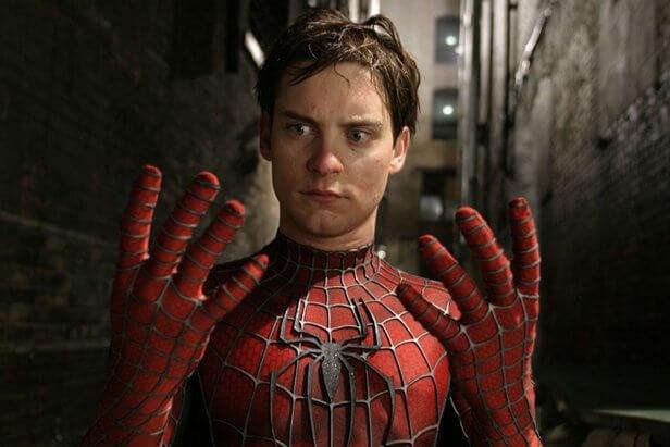 Фильм Человек-паук (2002 год)