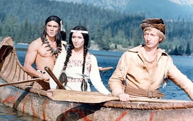 Фильм Чингачгук – Большой Змей (1967 год)