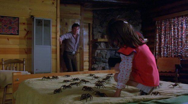 Фильм Царство пауков (1977 год)