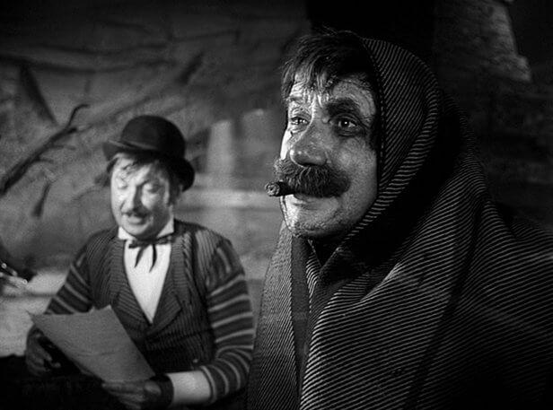 Фильм Деловые люди (1962 год)