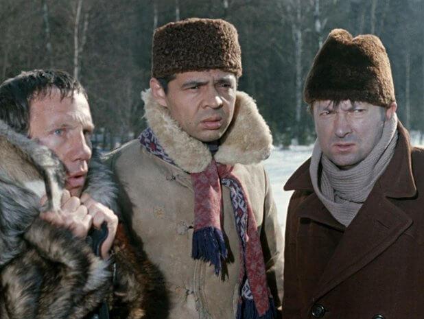 Фильм Джентльмены удачи (1971 год)
