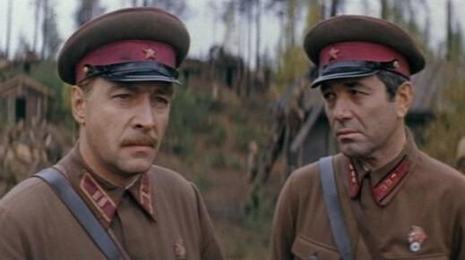 Фильм Фронт без флангов (1974 год)