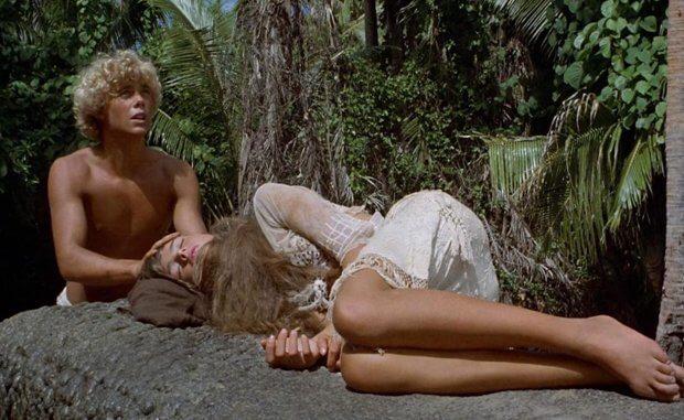 Фильм Голубая лагуна (1980 год)