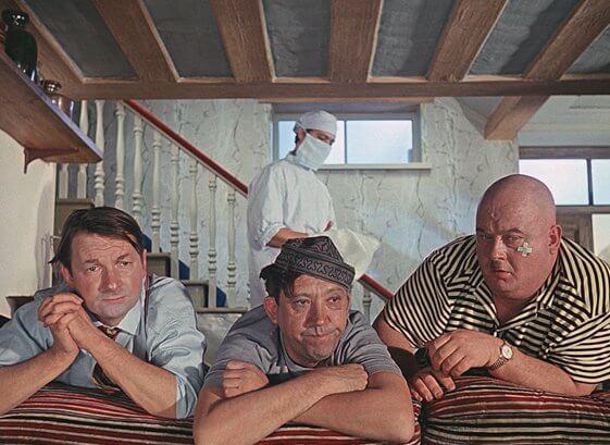 Фильм Кавказская пленница, или Новые приключения Шурика (1966 год)
