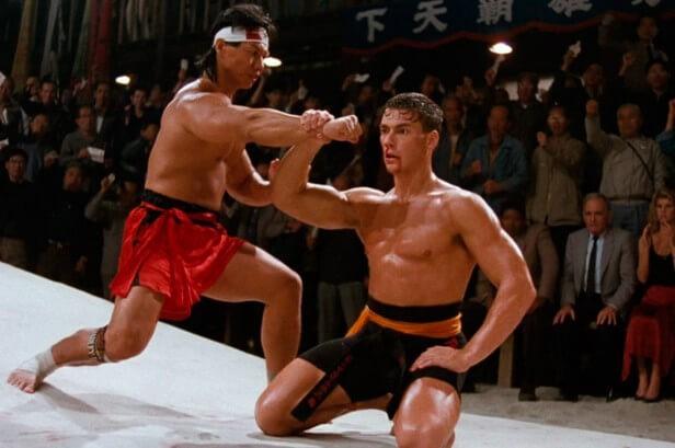 Фильм Кровавый спорт (1988 год)