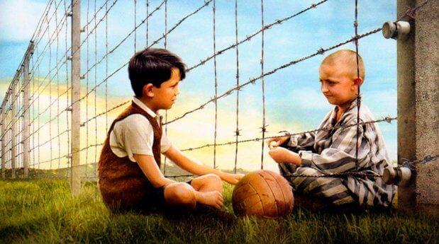 Фильм Мальчик в полосатой пижаме (2008 год)