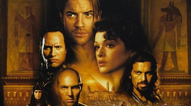 Фильм Мумия (1999 год)