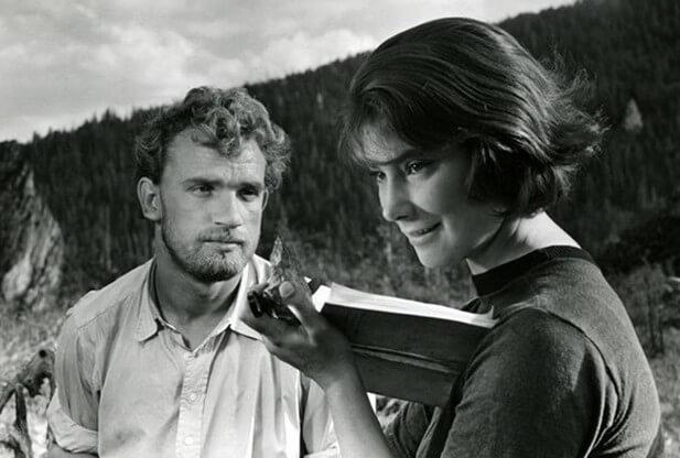Фильм Неотправленное письмо (1960 год)