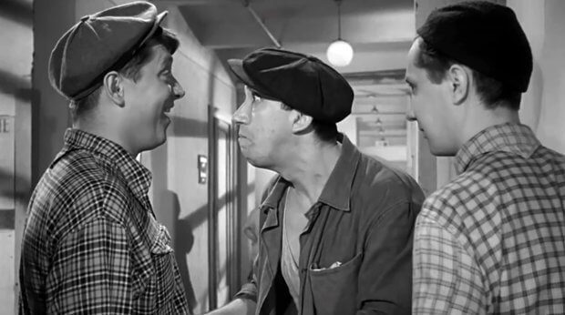Фильм Неподдающиеся (1959 год)
